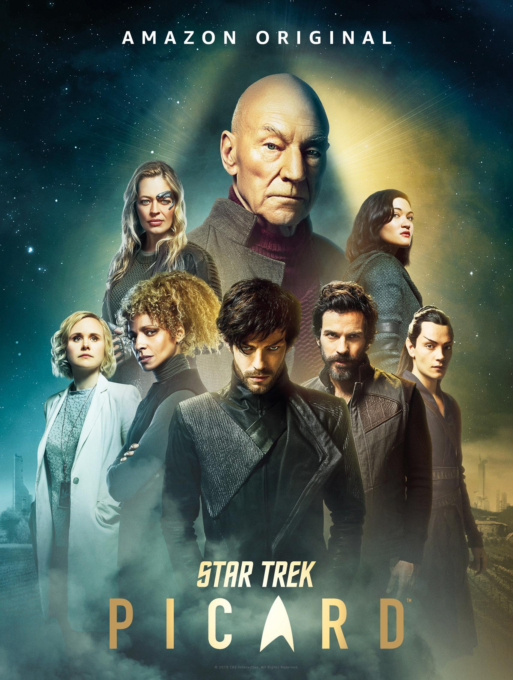 Star Trek Picard Kritik
