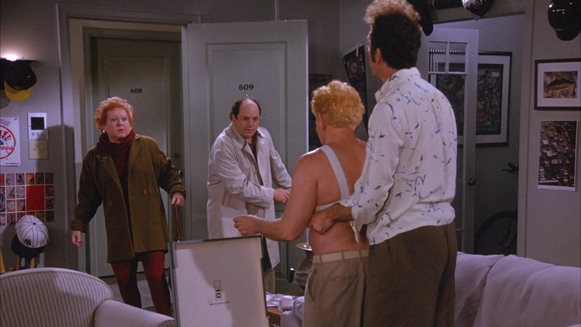 Remembering Jerry Stiller Our Five Favorite Frank Costanza Seinfeld Episodesreggie S Take Com Meaning of hoochie mama and definition of hoochie mama. our five favorite frank costanza